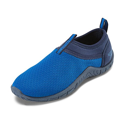 Speedo Kids Tidal Cruiser Water Shoes Navy/Royal 4