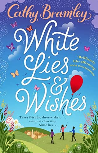 book cover of White Lies and Wishes