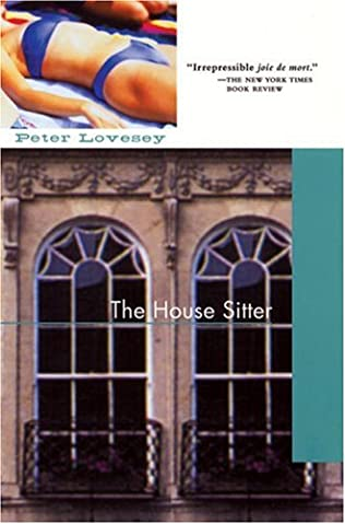 book cover of The House Sitter
