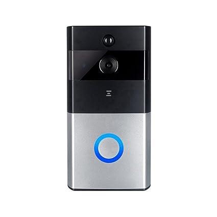 BENEVE Smart Wifi Video Doorbell Door Bell Cameras 720P HD Security Camera W/Free  sc 1 st  Amazon.com & Amazon.com: BENEVE Smart Wifi Video Doorbell Door Bell Cameras 720P ...