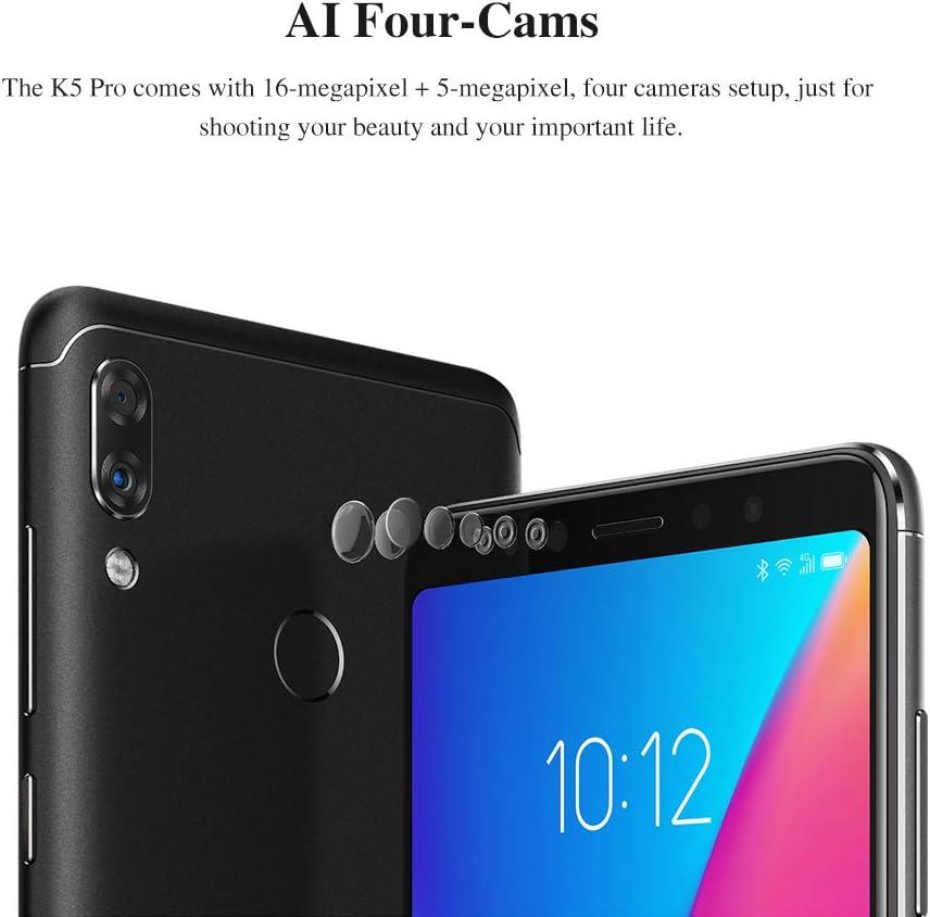 Lenovo K5 Pro Versión Global 4GB + 64GB Teléfono Móvil 5,99 ...