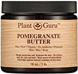 Cheap Pomegranate Body Butter 16 oz. 100% Pure Raw Fresh Natural Cold Pressed. Skin Body and Hair Moisturizer, DIY Creams, Balms, Lotions, Soaps.