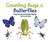 img - for Counting Bugs and Butterflies: Insect Art by Christopher Marley book / textbook / text book