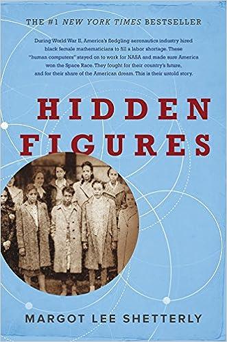 Image result for Hidden Figures By Margot Lee Shetterly