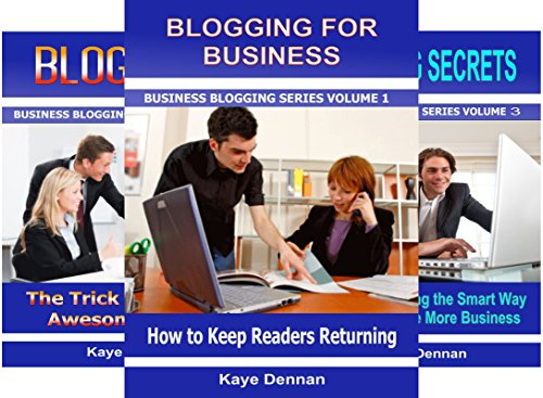 Business Blogging Series (5 Book Series)