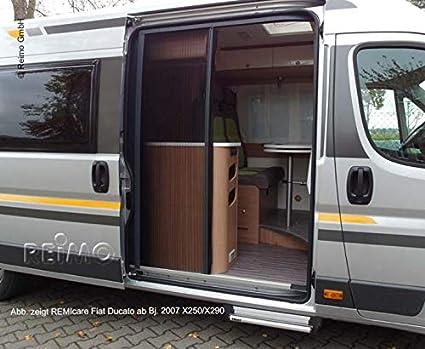 Remis 932935069 - Mosquitera para puerta de Ford Transit Custom: Amazon.es: Hogar