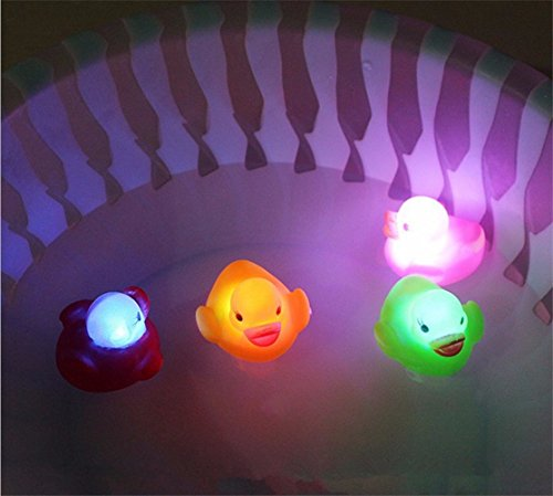 Led Light Up Rubber Duck in US - 8