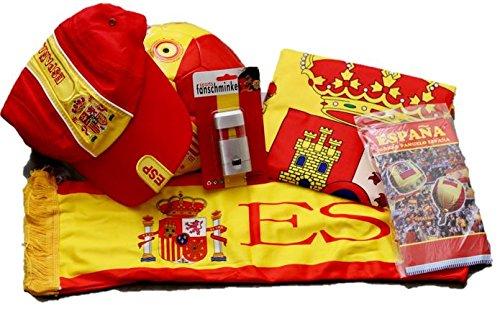 Bufanda Bandera de España