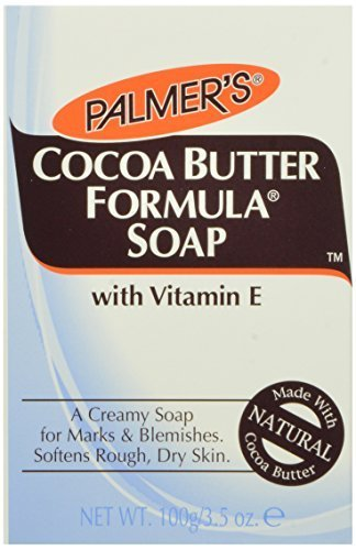 Palmers Cream Soap (Palmer's Cocoa Butter Formula Cream Soap with Vitamin E, 3.5-Ounce Bars (Pack of 12) by Palmer's)