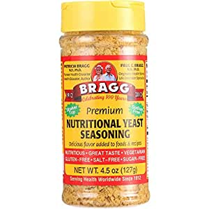 Bragg Organic Yeast Seasoning-4.5 oz