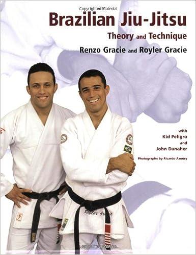 Brazilian Jiu-Jitsu: Theory and Technique: Renzo Gracie, Royler