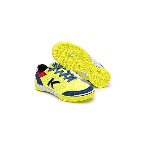 KELME Precision Kids, Zapatillas de fútbol Sala para Niños: Amazon.es: Zapatos y complementos
