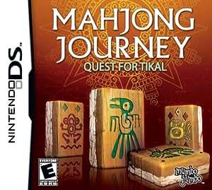 Mahjong Journey: Quest for Tikal - Nintendo DS Standard Edition