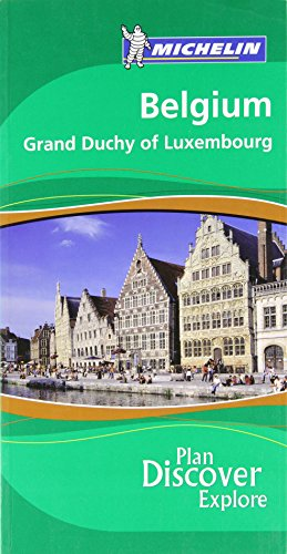 Michelin Green Guide Belgium (Michelin Green Guides)