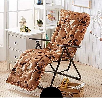 Feixunfan Cojines Mecedora Tumbonas Sillones Cojín De Aire Libre Sala De Jardín Sofá Tatami para Silla sofá (Color : 3, Size : 160cm): Amazon.es: Hogar