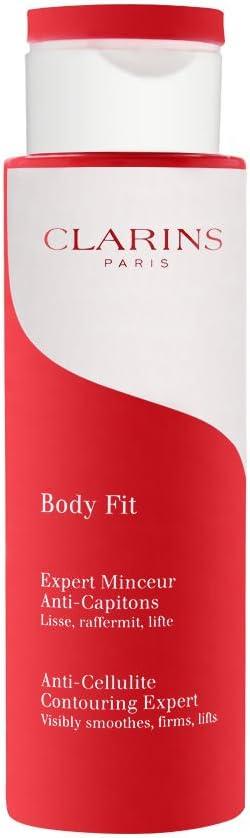 Clarins Body Fit Tonificante y Moldeador - 200 gr