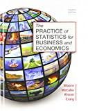 img - for Practice of Statistics for Business and Economics 4e & LaunchPad for Moore's The Practice of Statistics for Business and Economics 4e (12 month access) book / textbook / text book