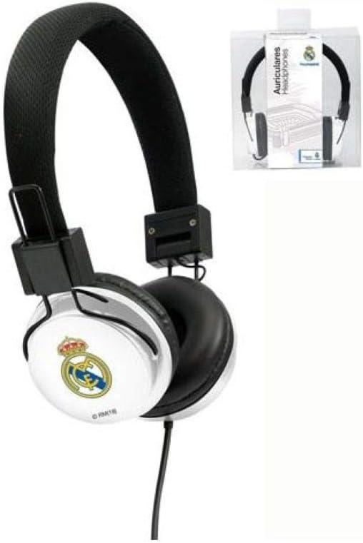 Seva Import Real Madrid Auricular Casco, Hombre