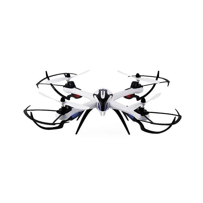 LouiseEvel215 RC Quadcopter 2.4G 4CH Drone Sin cámara para JJRC ...