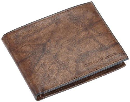 Geoffrey Beene Men's Glasgow Passcase,Brown,One Size