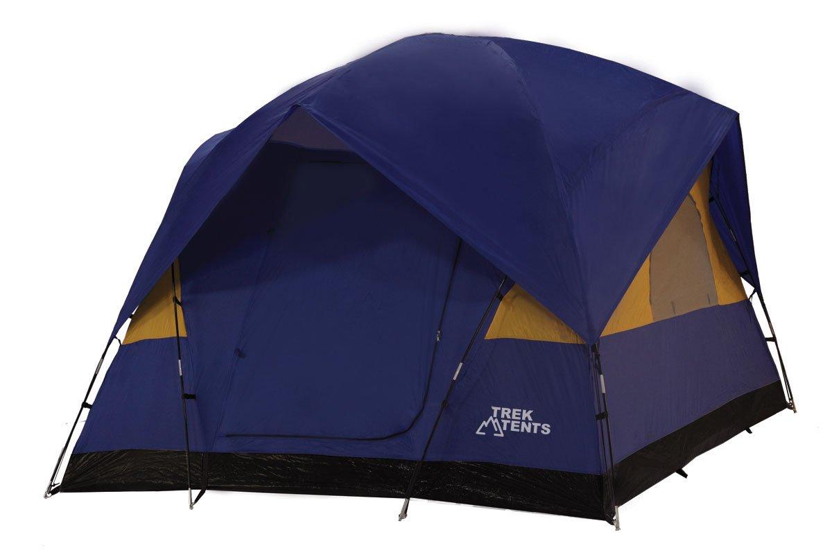 Amazon.com  Trek Tents 233 Geo Dome Tent 10 x 8-Feet Blue/Yellow  Sports u0026 Outdoors  sc 1 st  Amazon.com & Amazon.com : Trek Tents 233 Geo Dome Tent 10 x 8-Feet Blue ...