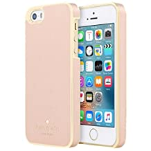 Kate Spade New York Wrap Case for Apple iPhone 5/ iPhone 5s/ iPhone SE - Saffiano Rose Gold