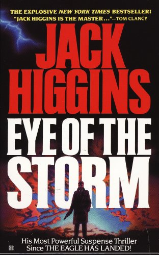 Eye of the Storm (Sean Dillon Book 1) (Eye Jack)