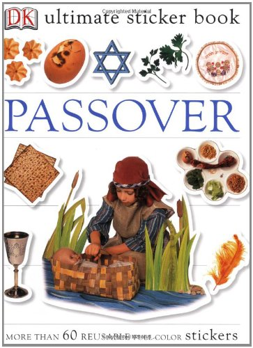 Ultimate Sticker Book: Passover (Ultimate Sticker Books) - Passover Activity
