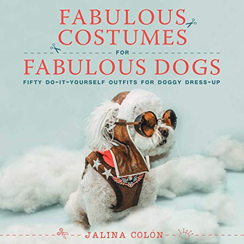 Fabulous Costumes for Fabulous Dogs: Fifty Do-It-Yourself Outfits for Doggy -