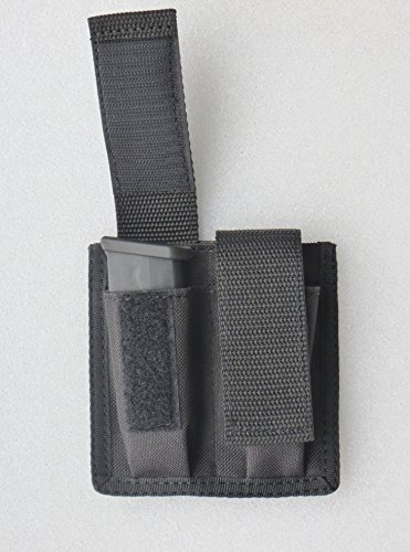 Double Magazine Pouch for Glock 42 & 43 Magazine - 6/7 Round mags