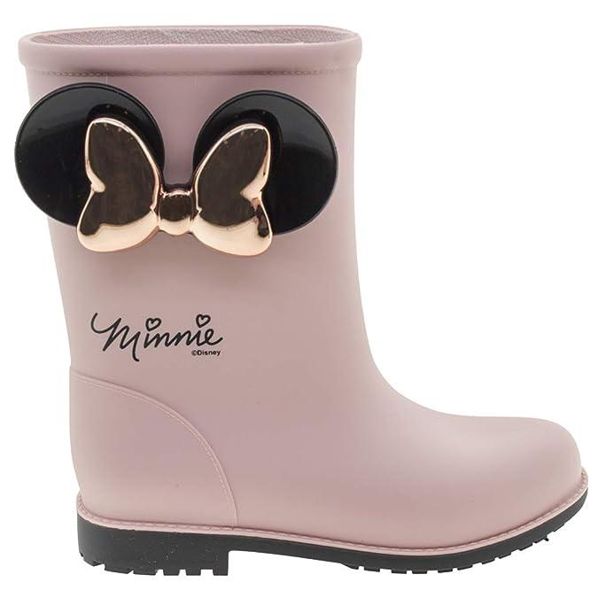 ccd39d8a3 Bota Infantil Feminina Minnie Fashion Rose Grendene Kids - 21753   Amazon.com.br  Amazon Moda