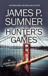 Hunter's Games - Adrian Hell #2 (Adrian Hell Series)