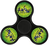Teen Titans Fidget Spinner, Ultra Fast Bearings, Finger Toy, Great Gift for ADD, ADHD, Anxiety and Autism Adult Children & Adults