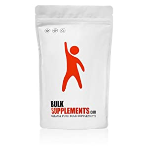 BulkSupplements CLEAN Whey Protein Powder Isolate