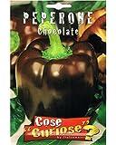 Vivai Le Georgiche Peperone Sweet Chocolate (Semente)