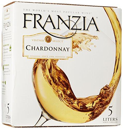 Franzia Chardonnay, 5 L Box