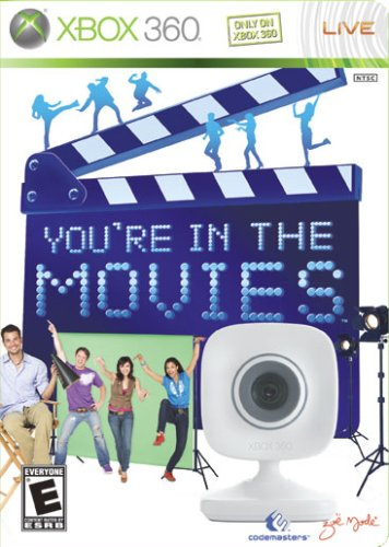 You're in the Movies - Xbox 360 (Xbox Camera 360 Vision)