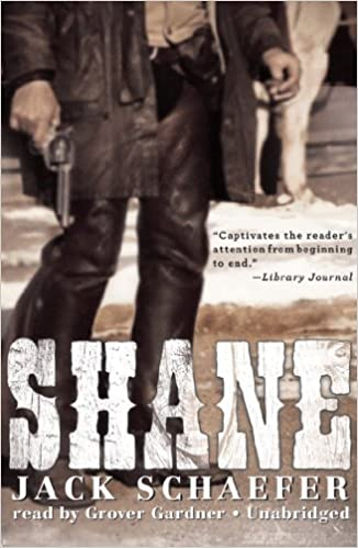 Image result for Shane Novel 1949