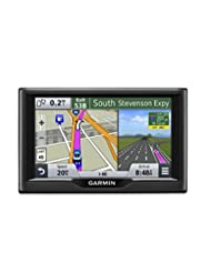 Garmin Nuvi 57LM GPS Navigator System with Spoken Turn-By-Tur...