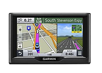 Garmin Nuvi 57lm Gps Navigator System With Spoken Turn-by-turn Directions,5 Inch Display, Lifetime Map Updates, Direct Access, & Speed Limit Displays 0