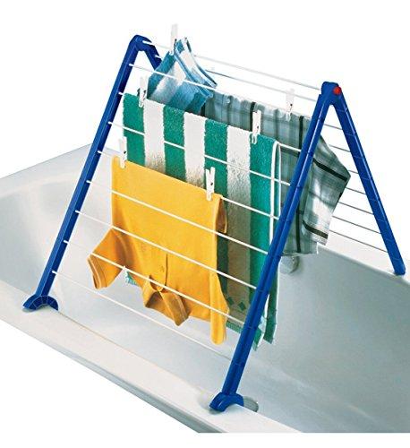 MD Group Pegasus V Laundry Drying Rack, 25.25'' x 2'' x 21 lbs