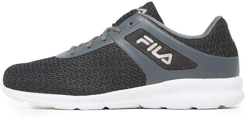 Fila Skip - Zapatillas de Running para Hombre, Color Gris, Talla 47 EU: Amazon.es: Zapatos y complementos