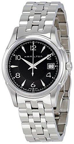 Hamilton Women's H32311135 Jazzmaster Black Dial Watch