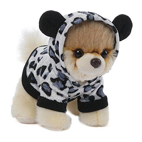 Gund Itty Bitty Boo #026 Leopard Suit Plush, 5