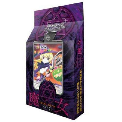 Monster Collection TCG Test Deck Witch B006GZY45K Packs & Sets Neuer Stil  | Online-Shop