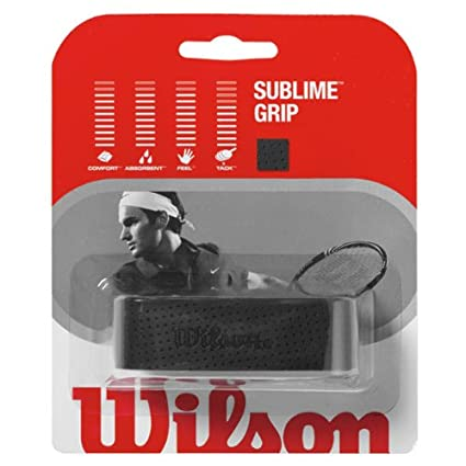 WILSON Sublime Grip, Nero WRZ487000