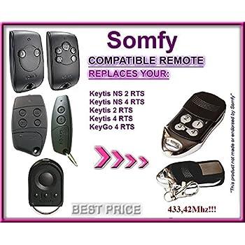 nexwael Somfy Telis 4 RTS, Somfy Telis 4 Soliris RTS ...