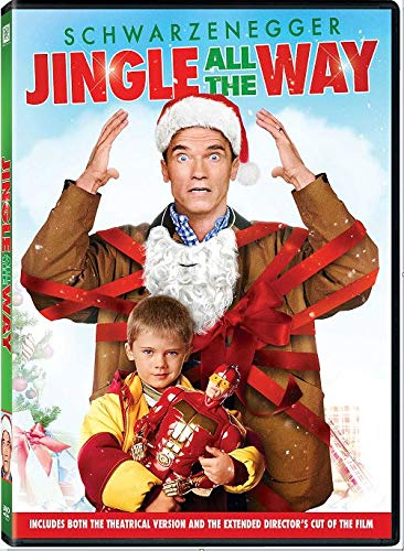 Jingle All the Way on DVD ONLY...