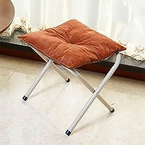 Amazon Com Sannix Portable Footstool Comfortable Folding