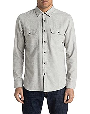 Mens The Captaincy Flannel - Long Sleeve Shirt Long Sleeve Shirt